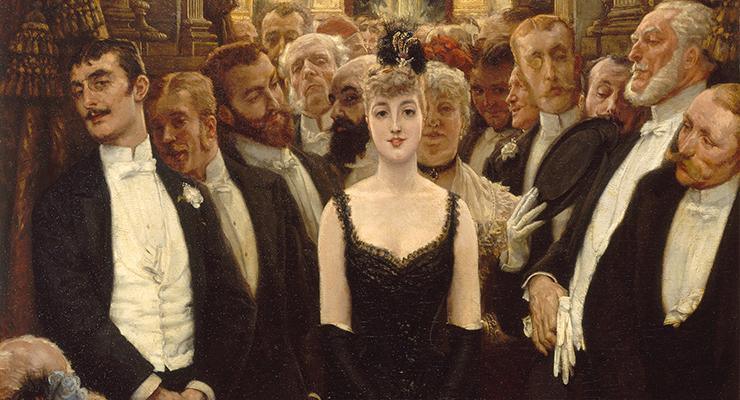 Per la prima volta in Italia, l'attesissima mostra sul grande pittore francese James Tissot (Nantes, 1836 - Buillon 1902). Fino al 21.02.2016 a Roma.