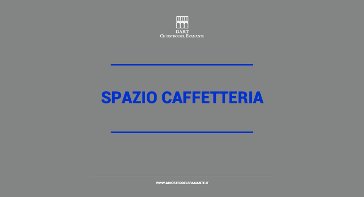 spazio caffetteria