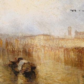 Turner in Mostra a Roma, Chiostro del Bramante