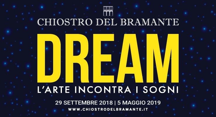 Mostra Dream L'arte incontra i sogni