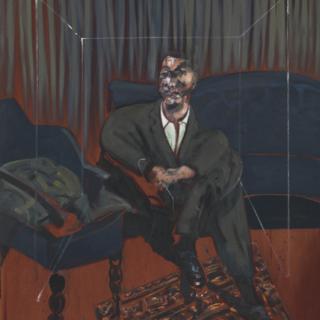 Due giganti della pittura, Francis Bacon e Lucian Freud in Mostra a Roma al Chiostro del Bramante in collaborazione con Tate, Londra.
