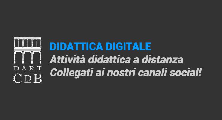 Attività didattica a distanza - Collegati ai canali social del Chiostro del Bramante, scarica i nostri materiali digitali e colora il tuo Museo!